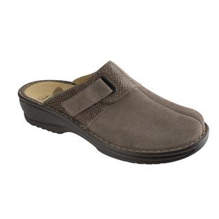 Scholl IRATY šedá domácí obuv