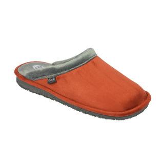 Scholl NEW BRIENNE červená - domácí zdravotní obuv