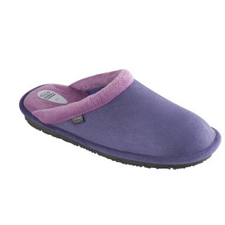 Scholl NEW BRIENNE fialová - domácí zdravotní obuv