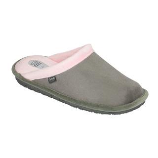 Scholl NEW BRIENNE šedá - domácí zdravotní obuv