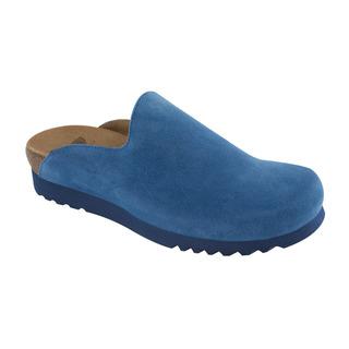 Scholl SIRDAL modrá domácí obuv