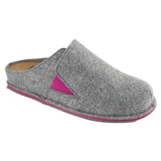 Scholl SPIKEY5 šedá domácí obuv