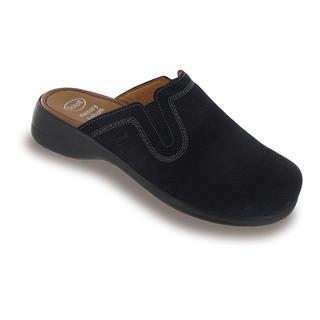 Scholl TOFFEE tmavě modrá domácí obuv