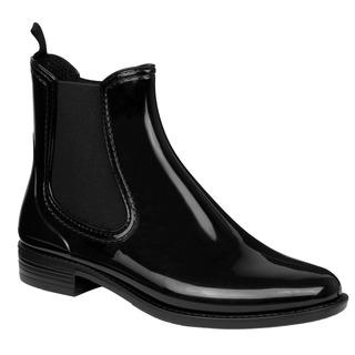 Scholl TATY černá - kotníčková obuv