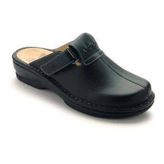 Scholl AGATHE černé - zdravotní pantofle