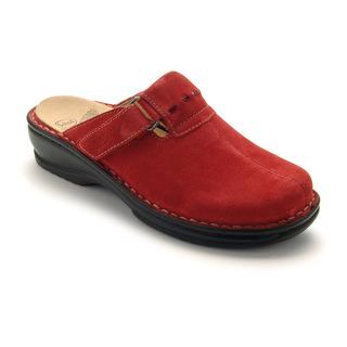 Scholl AGATHE červené - zdravotní pantofle