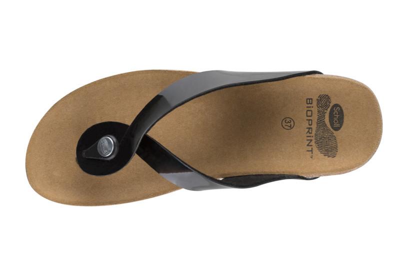 Scholl KENNA černé - zdravotní pantofle 096ef1233f