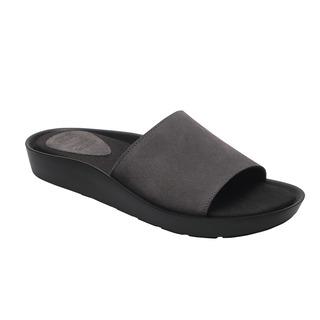 Scholl MEISSA tmavě šedé - dámské zdravotní pantofle