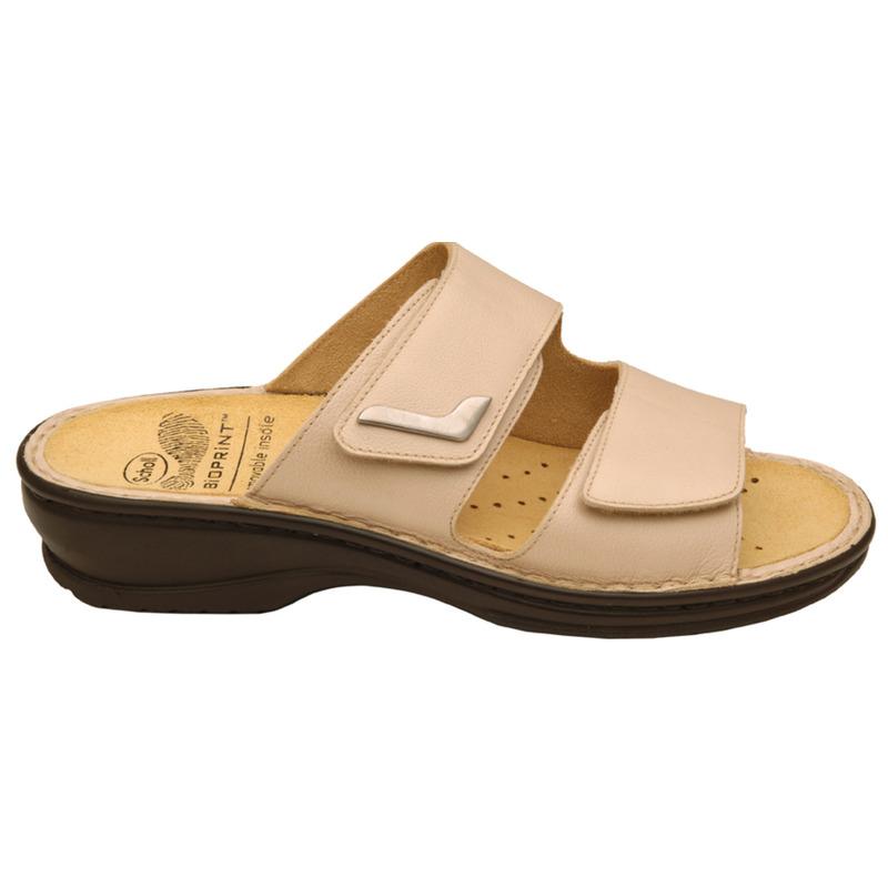 9b61a7374dd0 Scholl NEW MIETTA béžové zdravotní pantofle