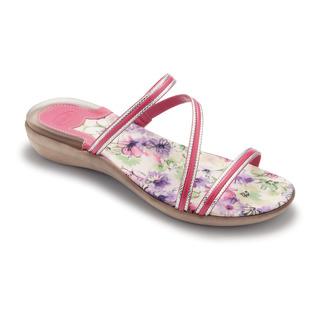 Scholl TULLY fialové sandály