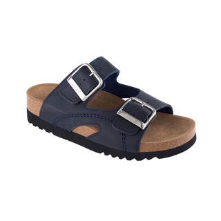 Scholl MOLDAVA AD tmavě modré - zdravotní pantofle