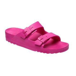 Scholl BAHIA - růžové zdravotní pantofle
