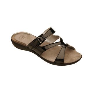 Scholl KENSIT černé - zdravotní pantofle