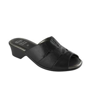 Scholl KIRIS černé zdravotní pantofle 08e225637f