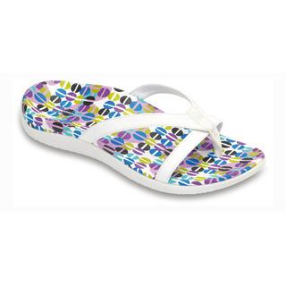 Scholl SET bílé - zdravotní pantofle