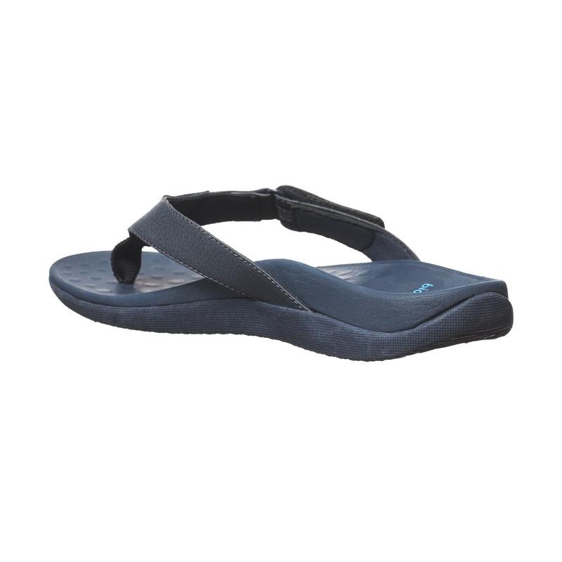 Scholl RYDER - tmavě modré plážové žábky