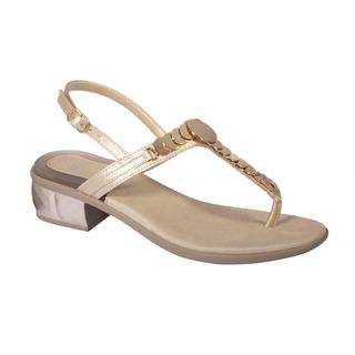 Scholl CHRYSILLA platinové zdravotní sandále