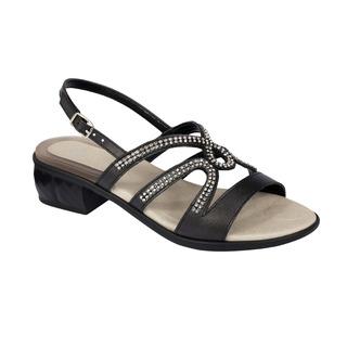 Scholl DANAE černé zdravotní sandále