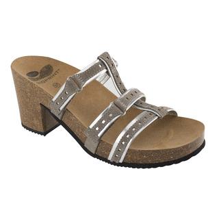 Scholl MICOL šedé - zdravotní pantofle