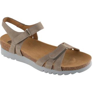 Scholl AYDA šedé zdravotní sandále