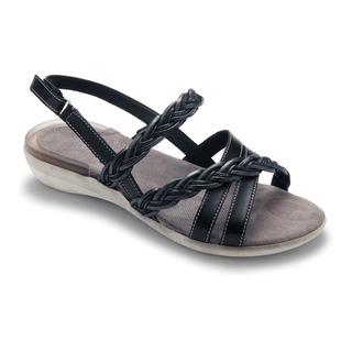 Scholl DUNGLOE černé sandály