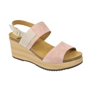 Scholl ELARA světle růžové zdravotní sandály