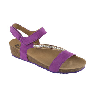 Scholl SBRILLI růžové sandály