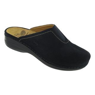 Scholl DUCHESS domácí tmavě modré pantofle
