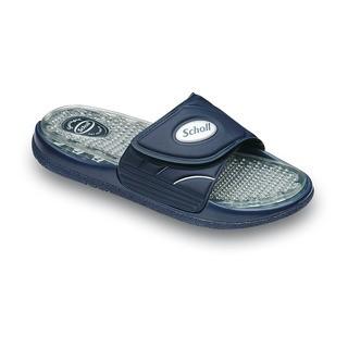 Scholl AQUAJETS - modré zdravotní pantofle