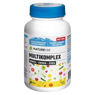 Swiss NatureVia MULTIKOMPLEX (60 tablet)