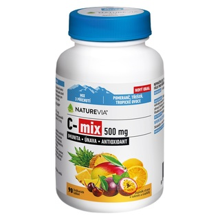 Swiss NatureVia C-MIX 500 mg (90 tablet)