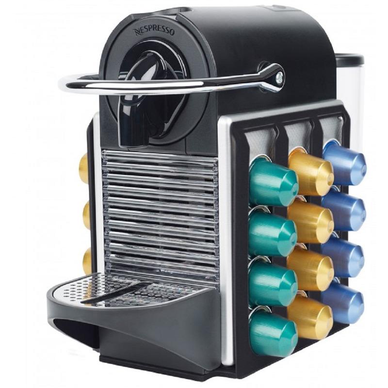 ScanPart držák U-CAP Nespresso Pixie na 24 ks kávových kapslí