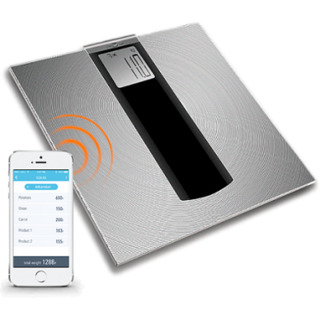 Philips RS-740S SKY BALANCE - osobní váha s přenosem Bluetooth