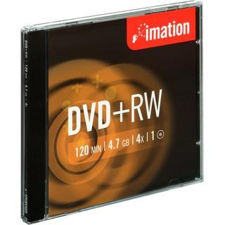 Imation DVD+RW 4x