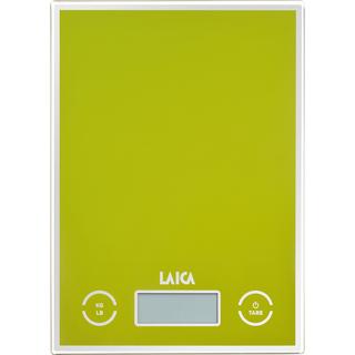 Laica KS1050E - zelená digitální kuchyňská váha
