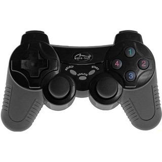 Media-Tech Judge 2.0 MT1510 - gamepad s vibracemi kompatiblní s PC