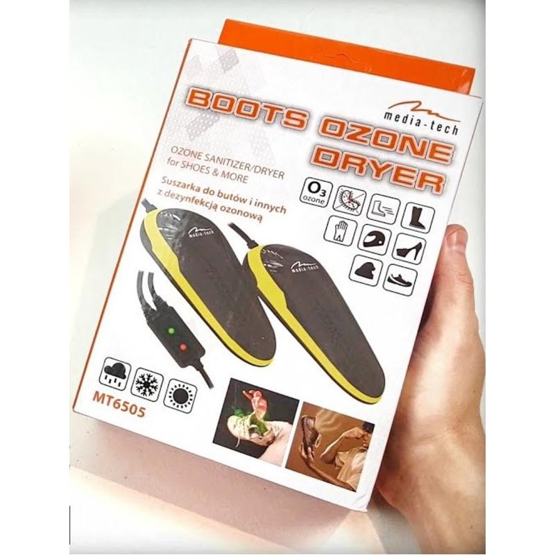Media-Tech Media-Tech MT6505 Susič topánok s ozónom