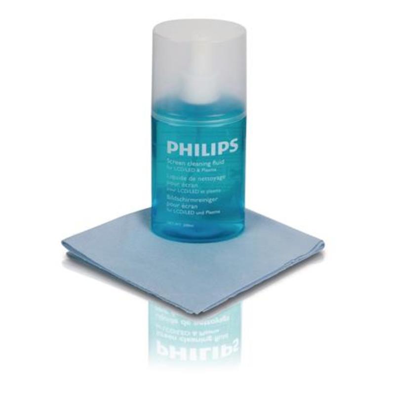 Philips SVC1116B/10 - Čistič obrazovek 200 ml