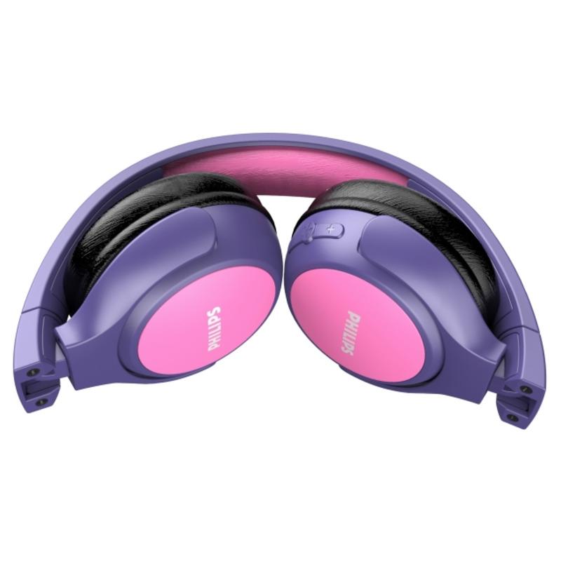 Philips TAKH402PK/00 sluchátka na uši pro děti s Bluetooth