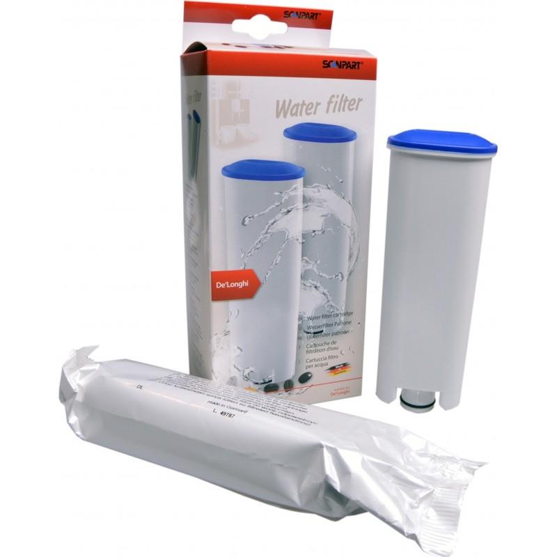 ScanPart vodní filtr pro automatické kávovary značky DeLonghi (2ks)
