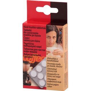ScanPart čistící tabletky do kávovarů a pěničů mléka 10ks