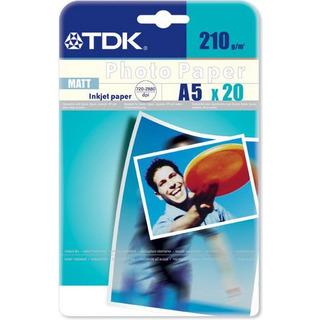 TDK TDK A5 matný 20ks, 210g*