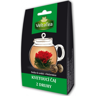 Velta Tea Kvetoucí čaj - mix zelený