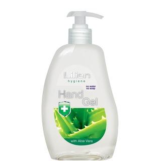 Lilien čistící gel s antimikrobiální přísadou s Aloe vera 500ml
