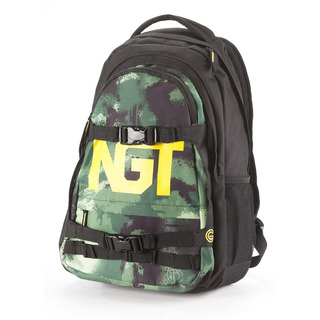 NUGGET Connor F - Spray Camo - zelený batoh 26l