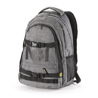 NUGGET Connor A - Heather Grey - šedý batoh 26l