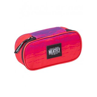 meatfly Pencil Case 2 F - Ambient Pink - pouzdro na psací potřeby