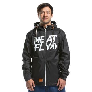 meatfly Finn 2 - A - černá pánská bunda