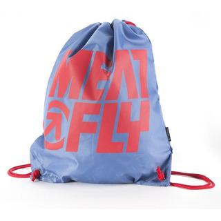 meatfly Swing Benched Bag - Blue - školní sáček na přezůvky