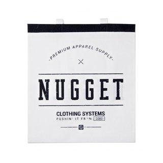 NUGGET Beach Bag - bílá plážová taška